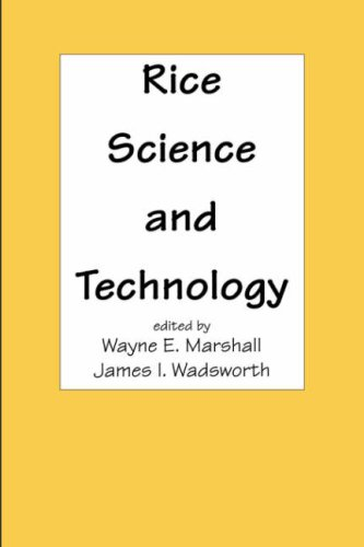 Rice Science And Technology (Food Science And Technology)