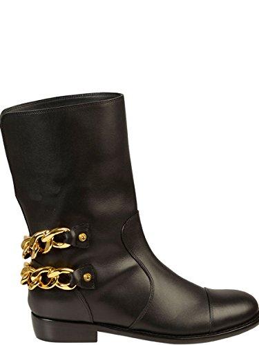 giuseppe-zanotti-womens-22097-black-leather-ankle-boots