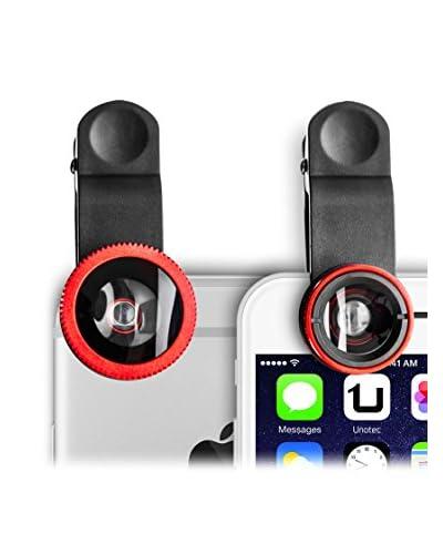 Unotec Set Lente 3 Uds. Smartphone & Tablet Universal