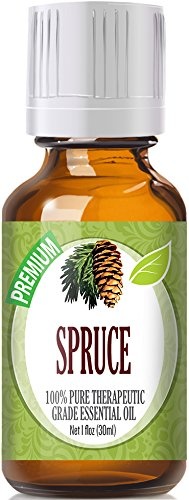Spruce (30ml) 100% Pure, Best Therapeutic Grade Essential Oil - 30ml / 1 (oz) Ounces