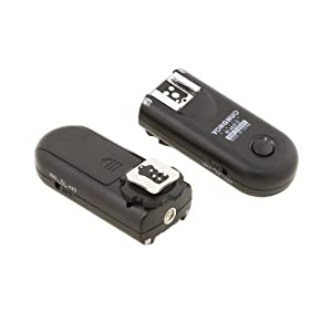 Yongnuo RF603CII RF603II Funkauslöser Blitzauslöser Auslöser für Canon EOS 350D 450D 500D 600D 650D 700D 60D 70D