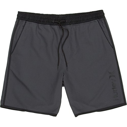 Hurley Dri-Fit Rush Volley Short - Men's Anthracite, XL