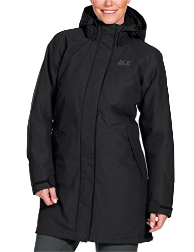 Jack Wolfskin Damen 3-in-1 Mantel