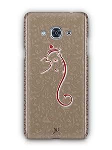 YuBingo Jai Ganesh Designer Mobile Case Back Cover for Samsung Galaxy J3 Pro