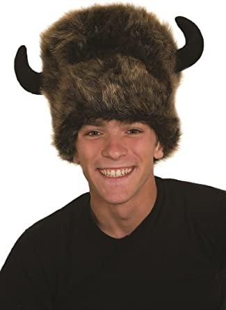 Jacobson Hat Company Adult Furry Bison Hat