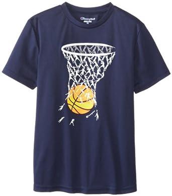 Buy Champion Boys 8-20 Basketball Net T-Shirt by Champion