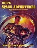 Gurps Space Adventures: Voyages to Interstellar Danger (1556342101) by Pulver, David