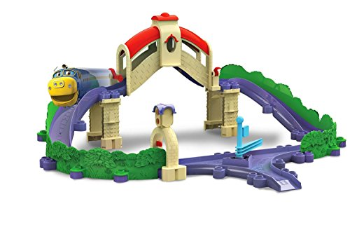 Chuggington StackTrack Tunnel Bridge Playset - 1