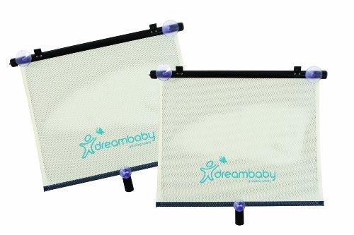 Dreambaby G258 Maxi Tendina per Finestra, Pacco da 2, Largo 50 cm