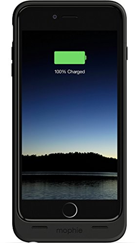 mophie juice pack for iPhone 6 Plus/6s Plus (2,600mAh) - Black