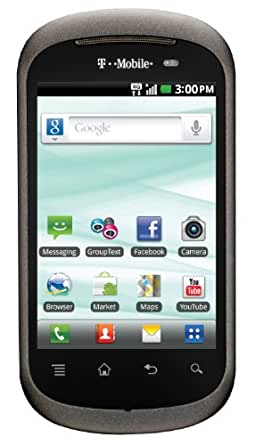 LG DoublePlay, Bronze 2GB (T-Mobile)