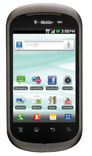 LG DoublePlay 4G Android Phone (T-Mobile)