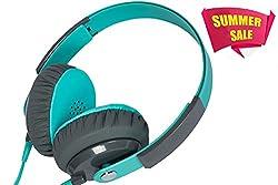 Hangout Stereo Headset-HOH-90-Blue