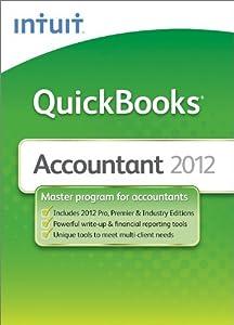 QuickBooks Accountant 2012 [OLD VERSION]