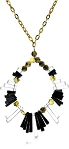 Gemma Redux Rock Crystal Rita Necklace