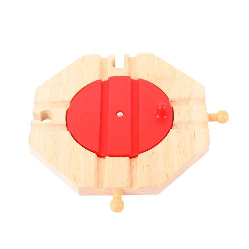 Bigjigs Rail 4-Way Turntable BJT133