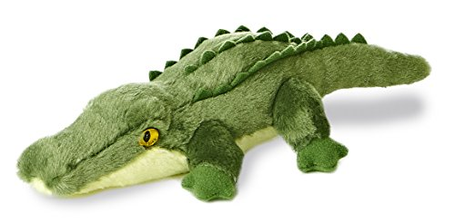 "Swampy Alligator Mini Flopsie 8"" by Aurora"