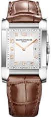 Baume and Mercier Hampton Womens Quartz Watch MOA10018