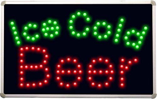 Led152 Ice Cold Beer Bar Led Neon Light Sign