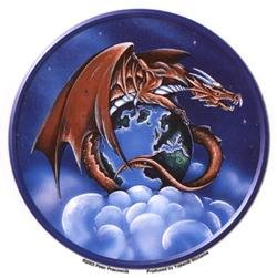 Dragon Sticker - Buy Dragon Sticker - Purchase Dragon Sticker (cooolstuff4u, Toys & Games,Categories,Arts & Crafts,Stamps & Stickers)