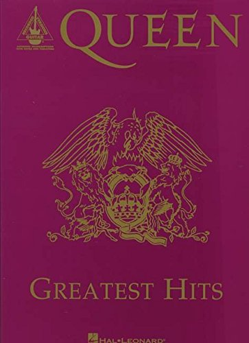 Queen - Greatest Hits (Guitar Recorded Versions)