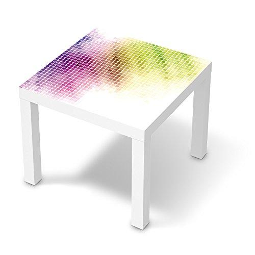 Deko-fr-IKEA-Lack-Tisch-55x55-cm-Dekor-Mbel-Folie-Sticker-Mbel-Tattoo-Inneneinrichtung-renovieren-Home-Deko-Design-Motiv-Colorful-1