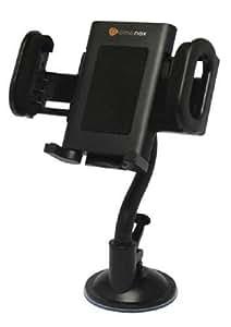Omenex Support universel GPS PDA + bras flexible + adaptateur tableau de bord