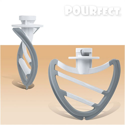 POURfect 5 qt Tilt-Head Scrape-A-Bowl On Sale