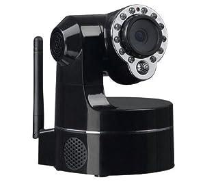 HEDEN Motorised V5.5 VisionCam WiFi IP Camera - black