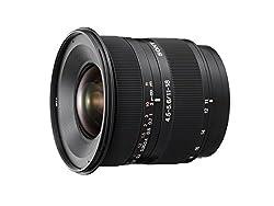 Sony DT 11-18mm F/4.5 - 5.6 Standard Zoom Lens for Sony DSLR