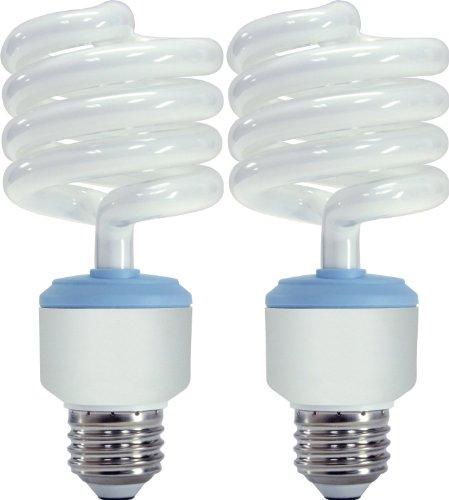 Ge Lighting 67454 Reveal Spiral Cfl 26 Watt 100 Watt Replacement 1570 Lumen T3 Spiral Light