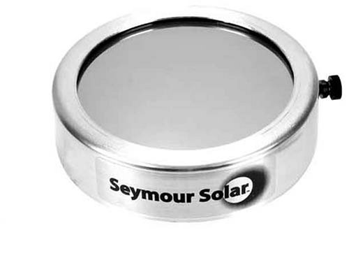 Seymour Solar Telescope Filter (Sf425) For A Meade Etx 90, Celestron: Nexstar 80/80Gt, 90 Eq, Orion: Shorttube 80, Observer 70, Astroview 90, Explorer 90; Questar 3.5; Williams Optics Zs80 Ii Ed