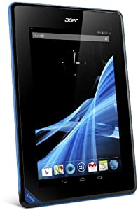 """Acer Iconia B1 - Tablet de 7"""" (WiFi b/g/n + Bluetooth 4.0, EDR, 8 GB, 512 MB RAM, Android 4.1), Negro"""