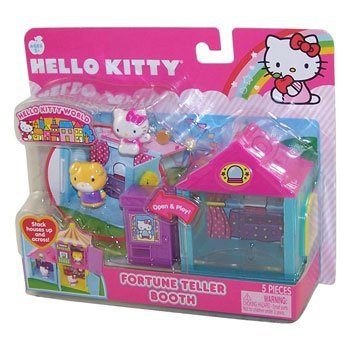 Hello Kitty World Fortune Teller Booth - 1