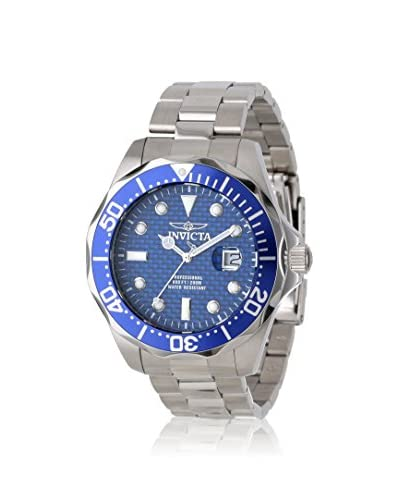 Invicta Men's INVICTA-12563 Blue Stainless Steel Watch