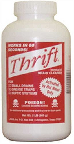 Thrift - Drain Cleaner