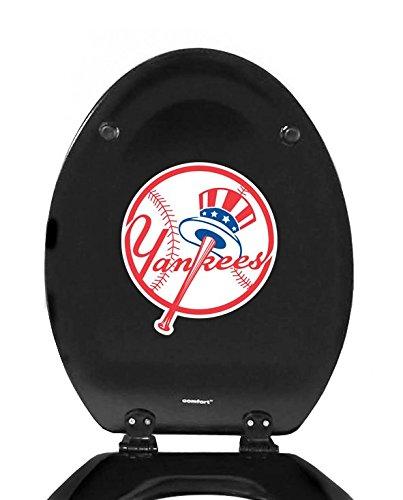 new york yankees toilet seat yankees toilet seat yankees toilet seats. Black Bedroom Furniture Sets. Home Design Ideas