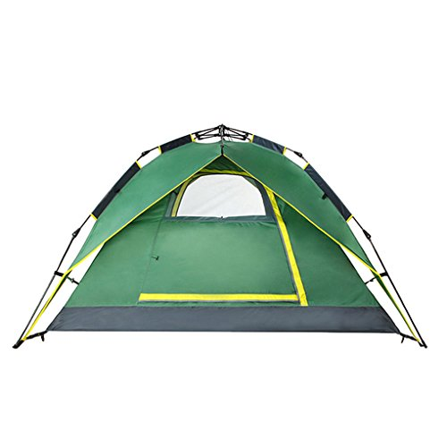 Antaprcis-Waterproof-Family-Camping-Tents-Outdoor-Automatic-Tent-Double-Layer-Green-Fit-for-2-3persons