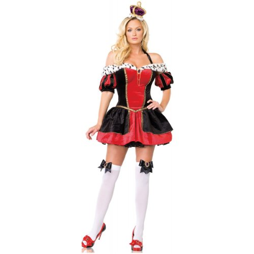 Royal Queen Adult Costume (Large 12-14)