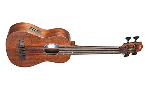 Kala U-Bass - Solid Mahogany, Fretless