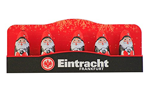 eintracht frankfurt massiv weihnachtsm nner 5er pack nikol use. Black Bedroom Furniture Sets. Home Design Ideas