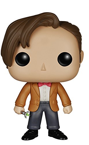 Funko 4628 POP TV: Doctor Who Dr #11 Action Figure - 1
