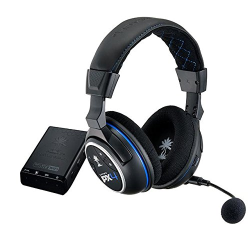 Turtle-Beach-PX4M-Ear-Force-PX4-Wireless-Dolby-51-Surround-Sound-Gaming-Headset-For-Ps4-Ps3-Xbox-360