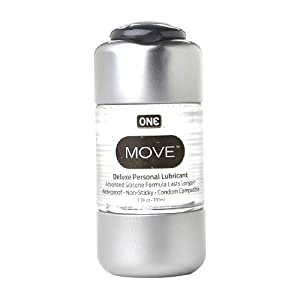 One Condoms One Move Lubricant, 100 Ml