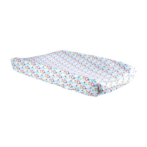 Trend Lab Dot Changing Pad Cover, Cupcake