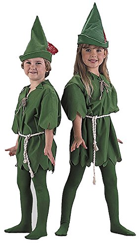 Charades Costume - Peter Pan-2T-4T (Peter Pan Toddler Costume compare prices)