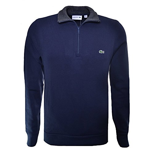 lacoste-mens-mens-sleeves-sweater-in-size-7-xxl-navy