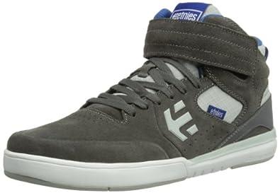 Etnies Mens Sky Rise Skateboarding Shoes 4101000415 Grey/Light Grey 5 UK, 38 EU, 6 US
