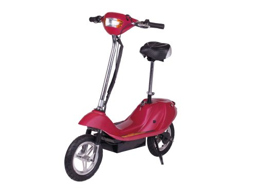 X-Treme Electric X-370 Battery Powered Electric Scooter (Pink)