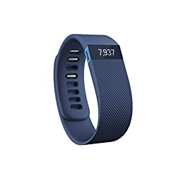 Fitbit Charge Wristband, Blue, X-Large